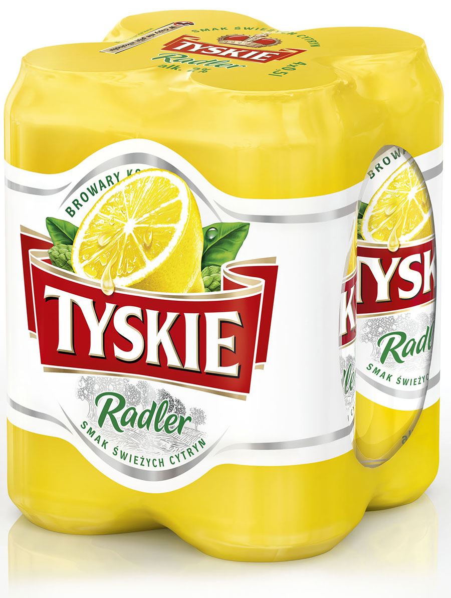 In The Upcoming Season Tyskie Focuses On Its Brisk Fruity EmbodimentThe New Radler Is A Blend Of Bitterness As We Know It Gronie And