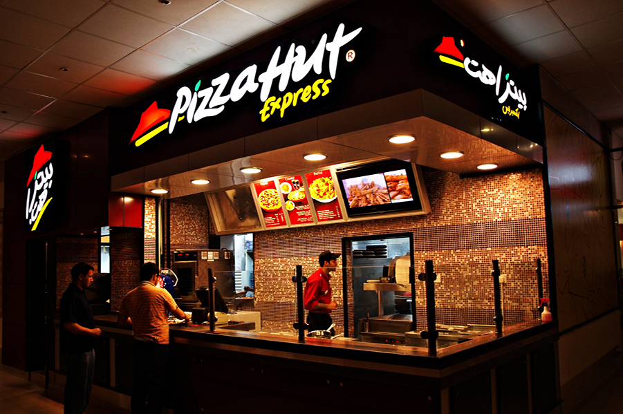 AmRest became the masterfranchisee of Pizza Hut brand in CEE