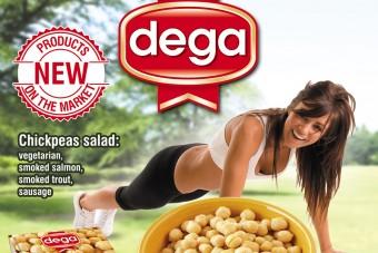 Dega - Chickpeas salad