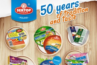 SERTOP 50 years of tradition and taste