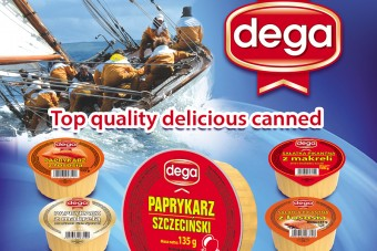 Dega - top quality delicious canned