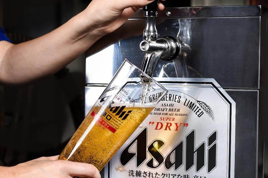 Asahi says to buy AB InBevs Eastern European beer brands for $7.8 billion