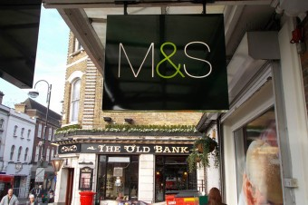 M&S to speed up change as profits fall again