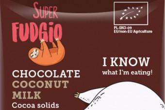Super Fudgio Organic chocolates