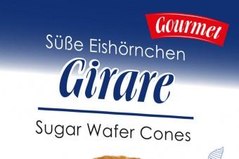 Girare Sugar Wafer Cones
