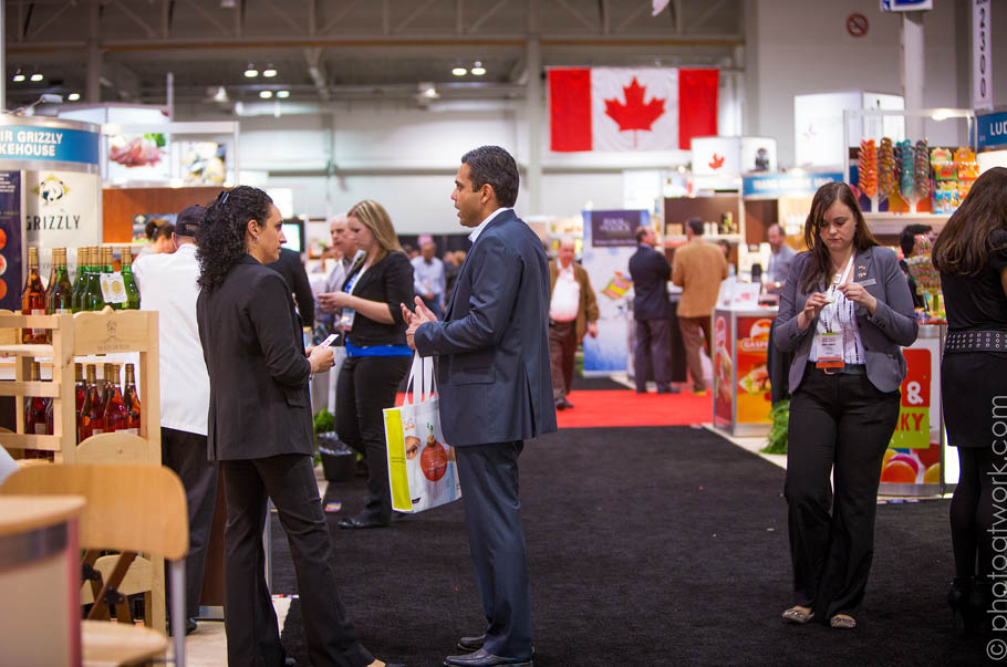 The SIAL Canada International Food Show Will Be Back for its 15th edition at Montreal's Palais des Congrès !