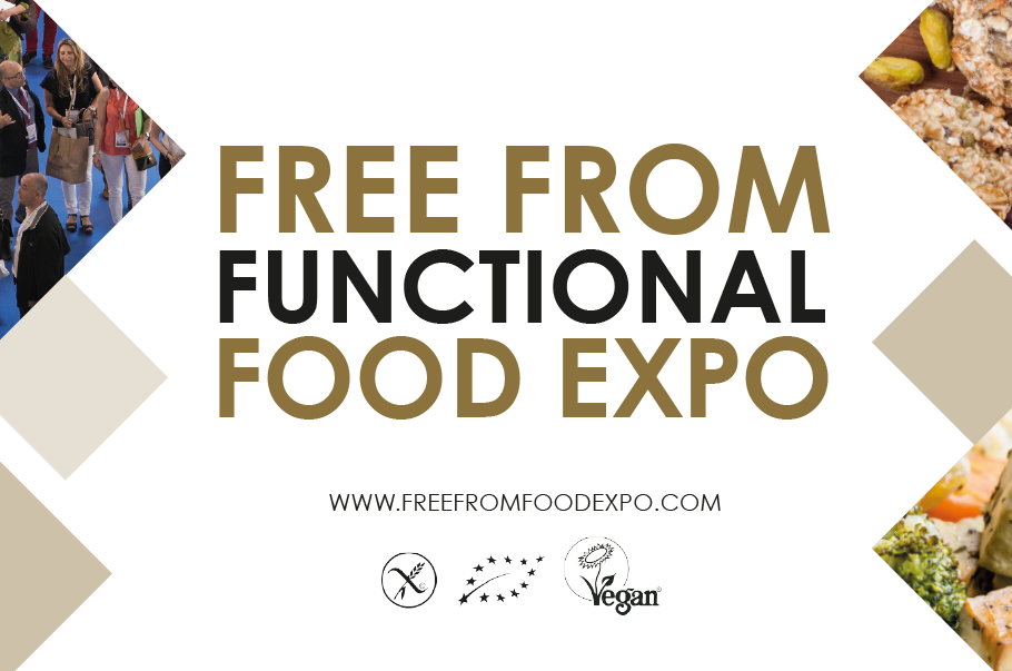 Free From/Functional Food Expo 2018  is bigger than ever!