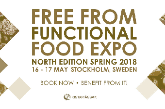 Free From/Functional Food Expo 2018 - is bigger than ever!