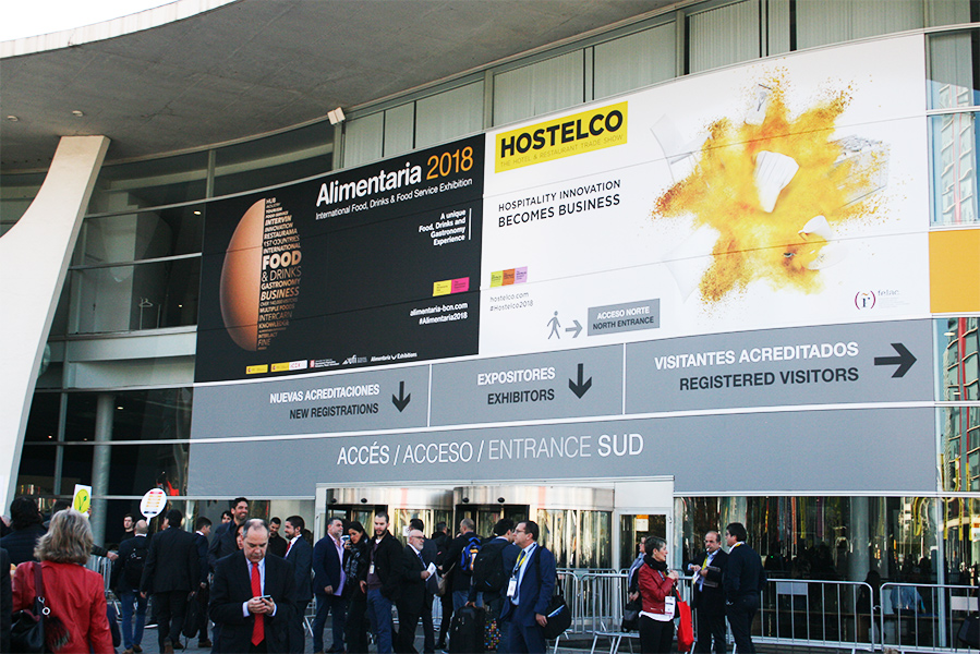 Alimentaria and Hostelco, the great trade show platform for