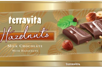 Terravita 225g chocolate tablets