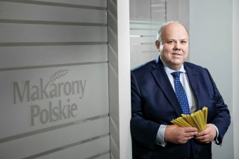 Interview with Zenon Daniłowski, President of the Management Board, Makarony Polskie Group