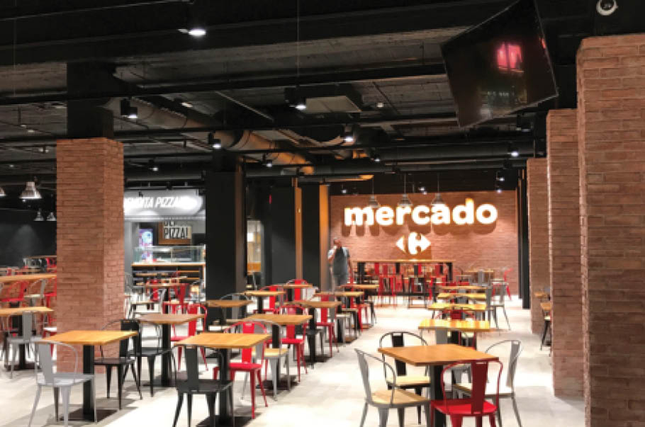 Carrefour Spain launches a new Gourmet gastronomic centre in Finestrat