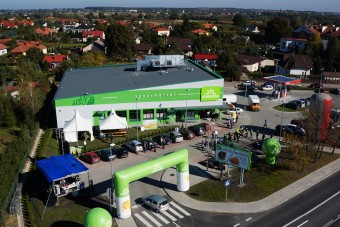 Maxima Grupė is strengthening positions in Poland and starting merger of Stokrotka and Aldik retail chains