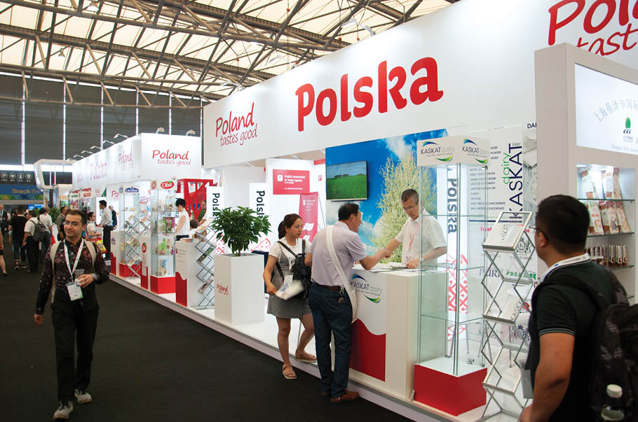 Trade fairs in China – a stop before a trade journey, preceded by long preparations