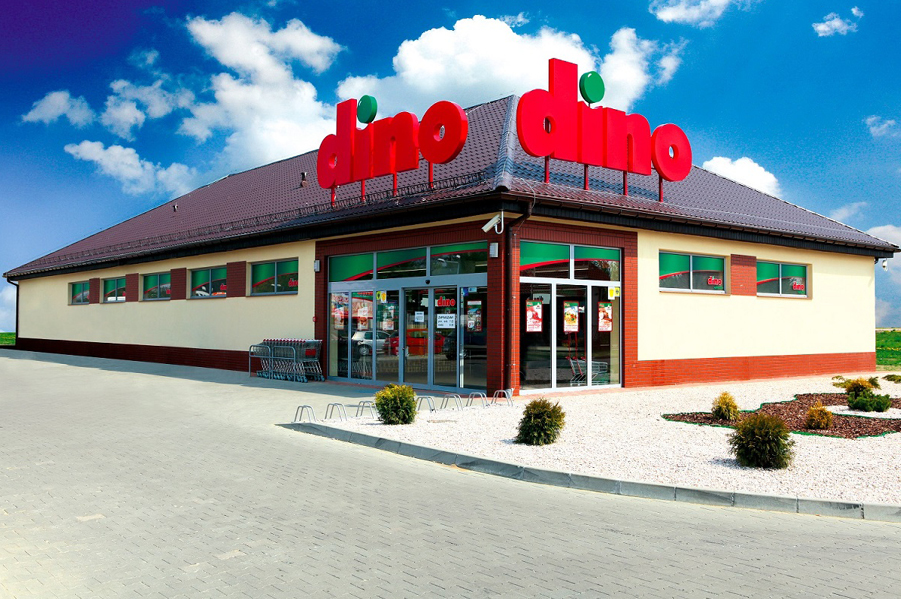 Dino's network numbers 977 stores 202 newlyopened stores in 2018
