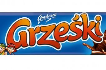 Grześki Chocolate Bar