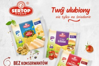 Sertop - Gold Emmental also in 130g slices
