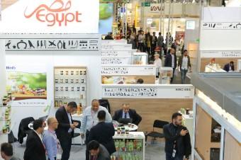 Egypt consolidates as key food export partner at Anuga 2019